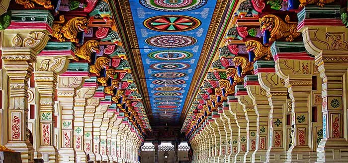 rameshwaram temple third corridor