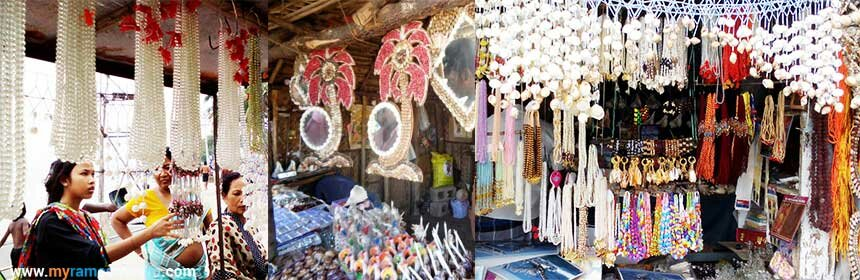 rameshwaram shopping, shopping in rameswaram
